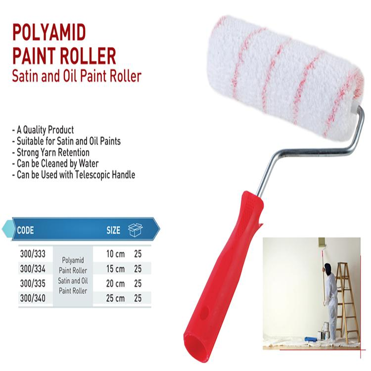 Polyamid paint roller