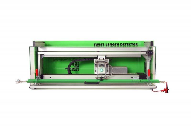 Прибор для измерения длины скрутки TLD - Прибор для измерения длины скрутки TLD Для измерения длины скрутки кабеля