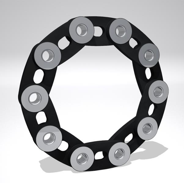 SGFlex® Laschenringkupplung  - SGFlex-323.01