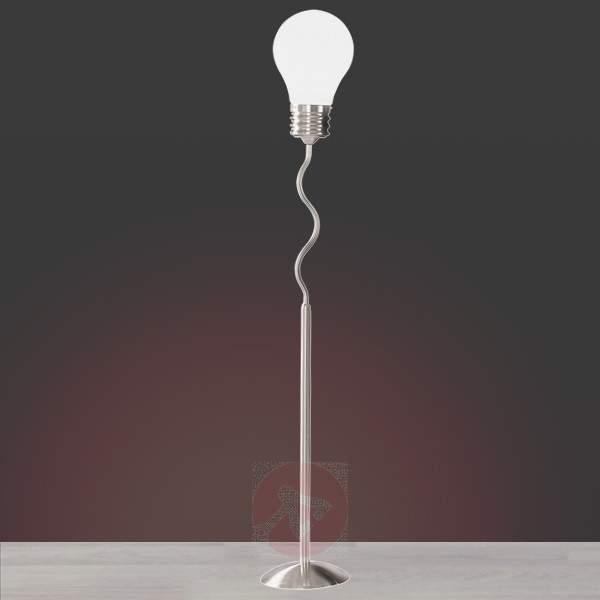 Extraordinary floor lamp LAMPADINA - Floor Lamps