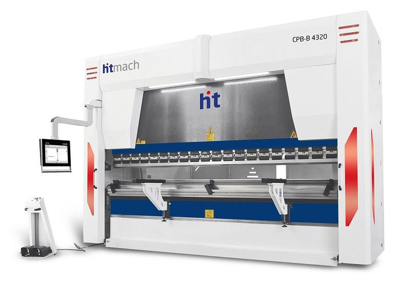 HTMACH Press Brake Machine - CPB-B Series Hydraulic CNC Press Brake Machine