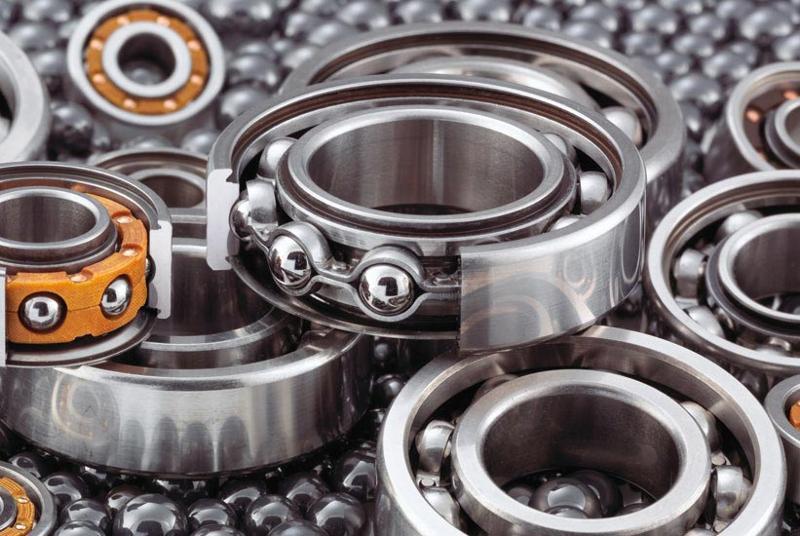 Deep groove ball bearings - null