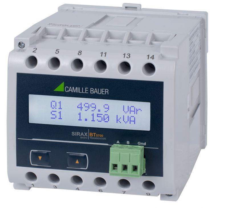 SIRAX BT5700 - Appareil de mesure multifonctionnel