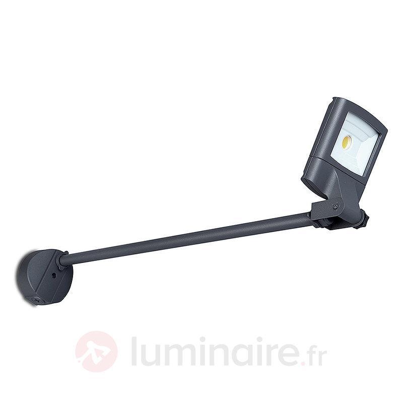 Projecteur d'extérieur LED long Front IP54 - Projecteurs d'extérieur LED