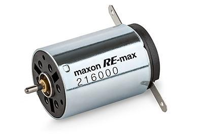 Brushed DC Motors - RE-max Program