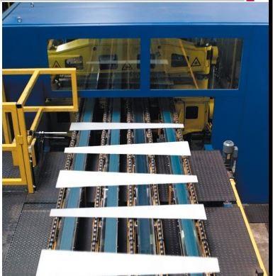 Cisaillage tout type d'acier - Notre site de production : BECKER STAHL