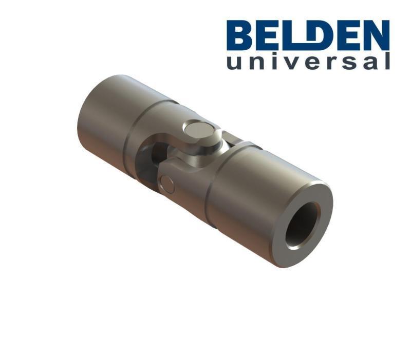 BELDEN 316L Stainless Steel-Precision Single Universal Joint - Stainless Steel Cardan Joints, Stainless Steel U Joint