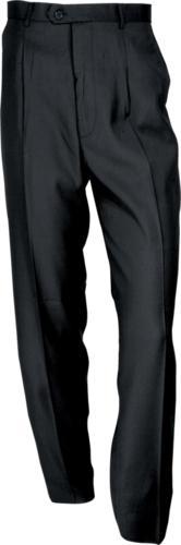 Pantalon A Pinces - null