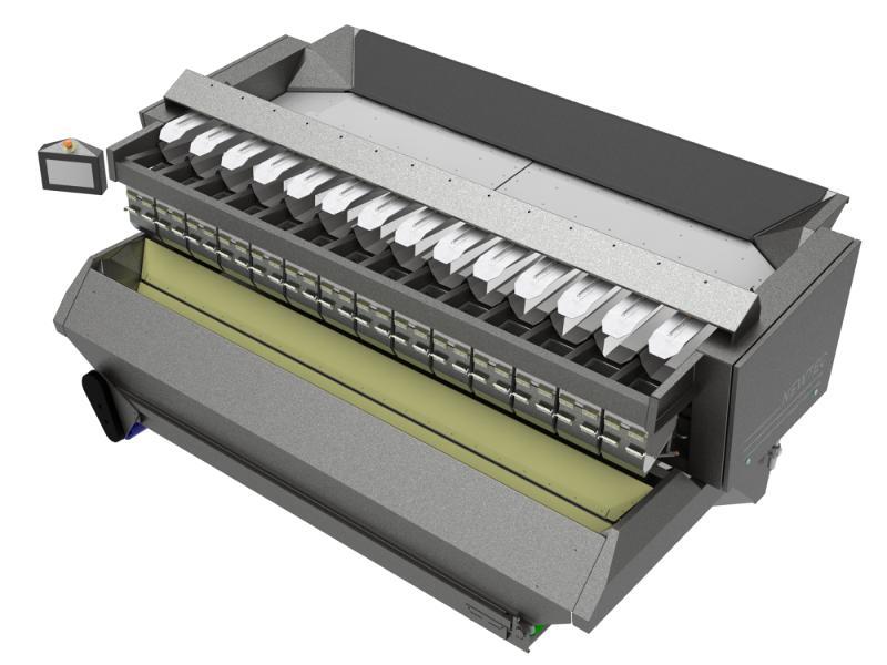 Peseuse associative Newtec  - Machine d'occasion 4014XB1