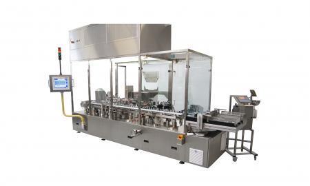 Fully-automatic Closing Machine INOVA VVM - Closing Machine INOVA VVM: Vials, Injection and Infusion: Bottles