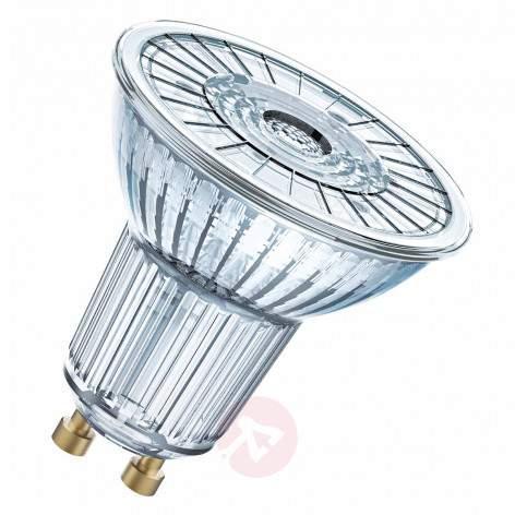 GU10 6.9 W 827 LED glass reflector Star 36° - light-bulbs