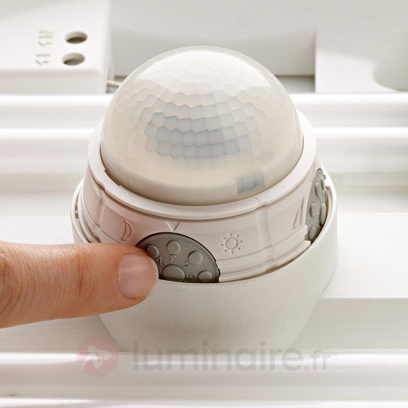 Plafonnier d'extérieur détecteur DL 850 S, blanc - Tous les plafonniers d'extérieur