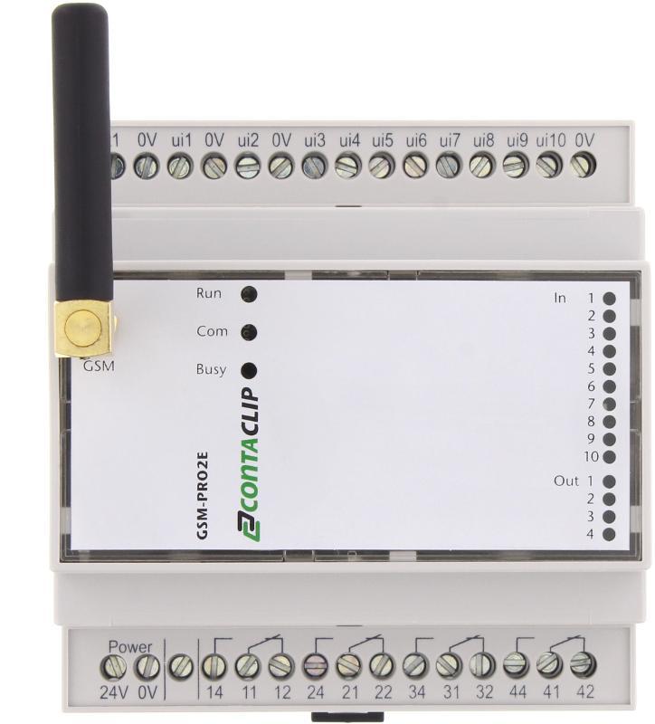 GSM-PRO2E-4G-EU | GSM-Modul - null