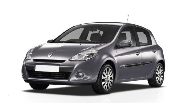 Renault Clio - 1200cc - Porte auto 4