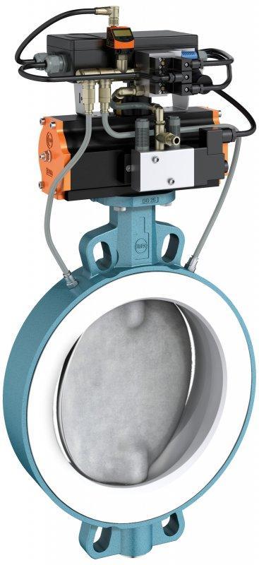 INFLAS - Sistema de sellado para uso con medios altamente abrasivos o sensibles.