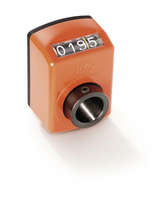 Digital position indicator DA04 - Digital position indicator DA04, Basic device with 4 decades