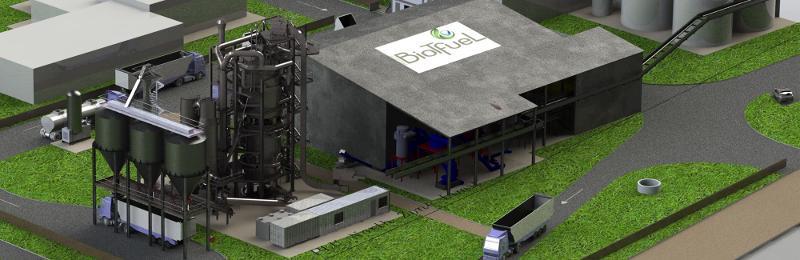 BioTfuel - Projet préparation torréfaction Compiegne - null