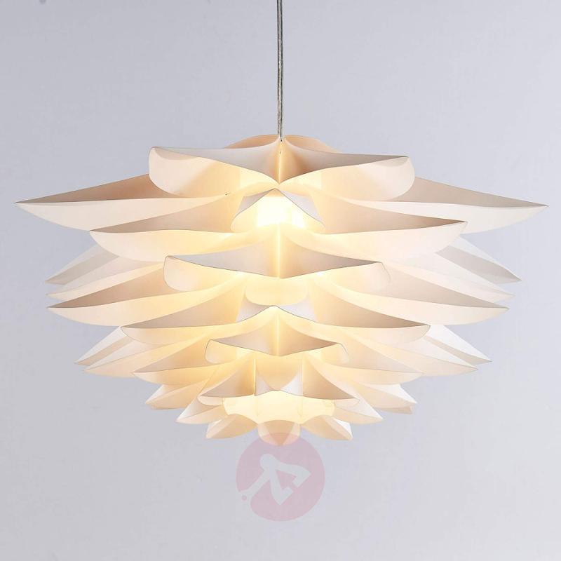Extraordinary hanging light Rimon - indoor-lighting