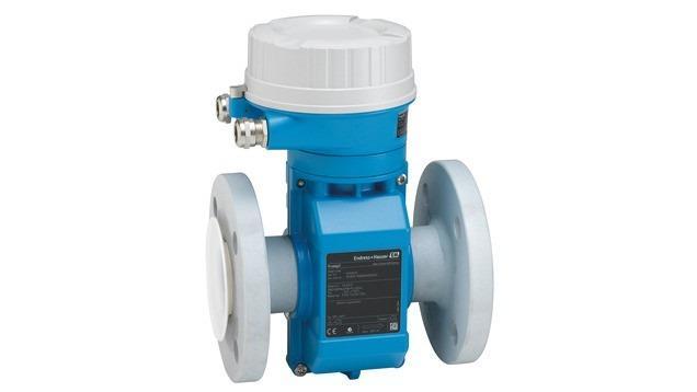 Proline PromagE100 Magnetisch-induktives Durchflussmessgerät -