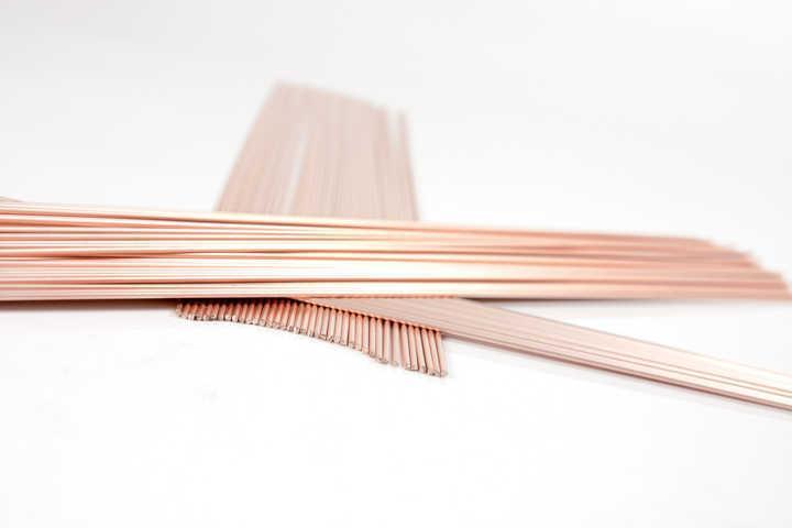 Leghe Rame-fosforo PLUS - Per una brasatura senza problemi