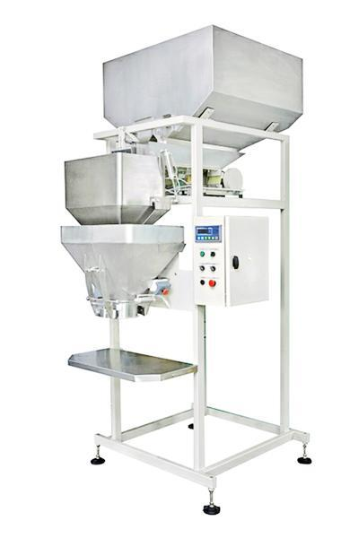 Linear weigher DS 1-3 - WEIGHERS (DOSING EQUIPMENT FOR THE FOOD INDUSTRY)