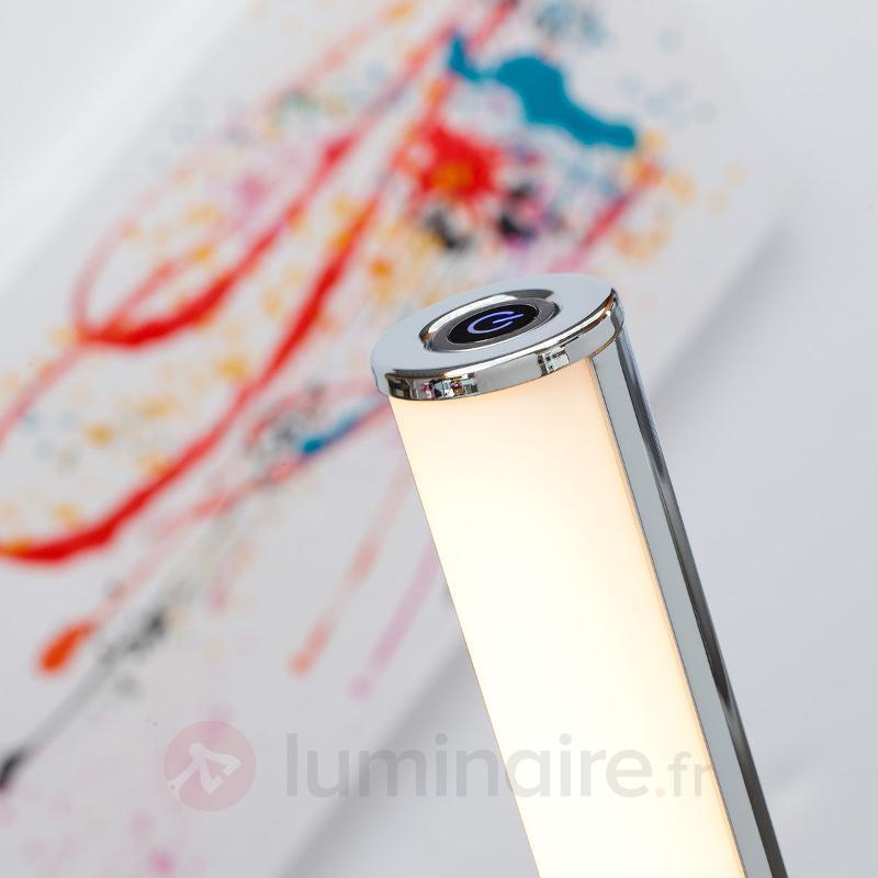 Lampadaire LED Tube de forme tubulaire - Lampadaires LED