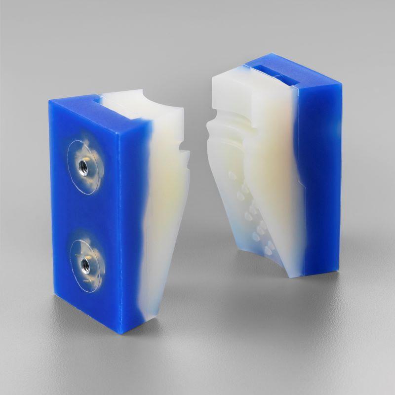 Rubber-Plastic Elements - The combination of two unique materials!