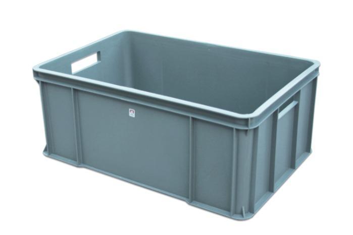 Plastic crate FULL -