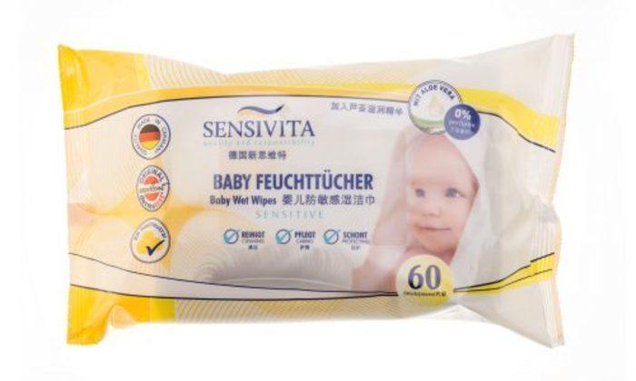 Sensivita Baby Feuchttücher Sensitive -