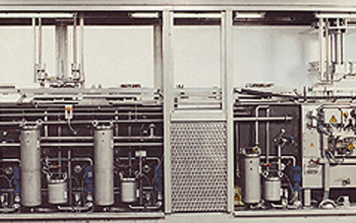 Tauchwaschanlagen für Metallteile - null