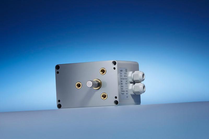 Positionierantrieb PSE 100 / 200 - Positioniersystem mit analoger Sollwertvorgabe