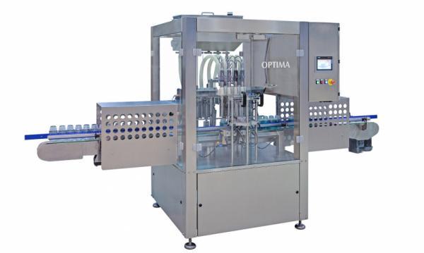 Filling Machine OPTIMA FM1 - Filling Machine for liquid products (Cosmetics, Food, Chemicals)/ OPTIMA FM1