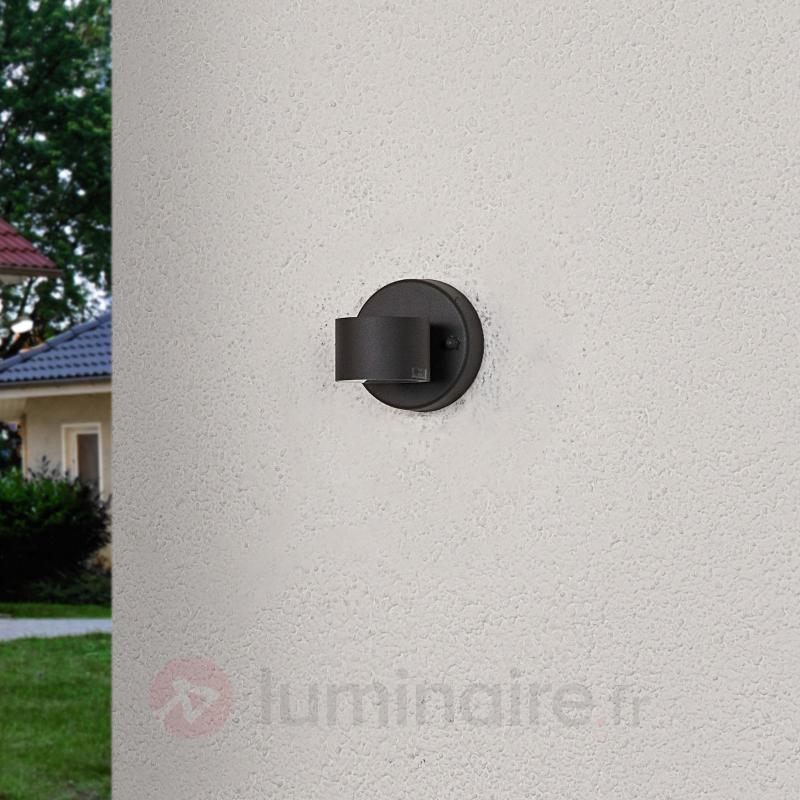 Applique d'extérieur LED Lexi gris graphite - Appliques d'extérieur LED