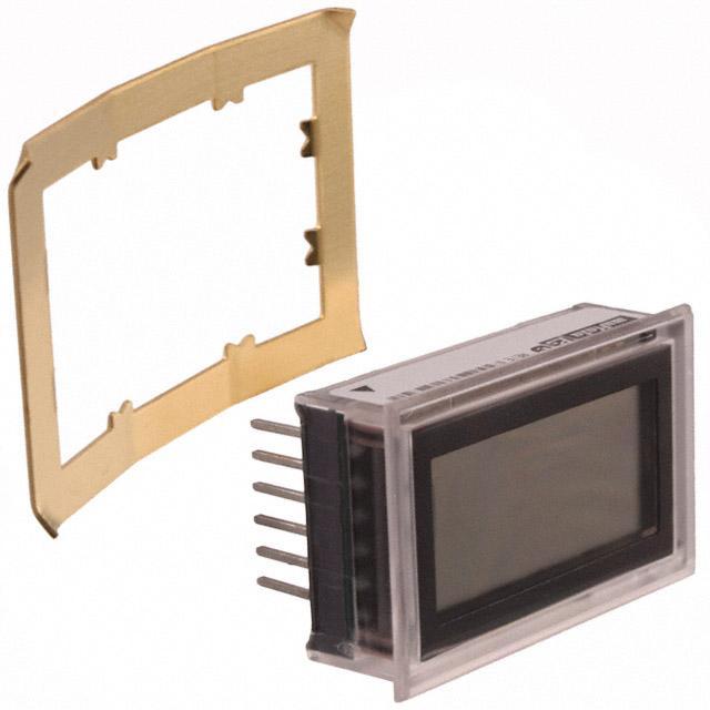 VOLTMETER 2VDC LCD PANEL MOUNT - Murata Power Solutions Inc. DMS-20LCD-1-5-C
