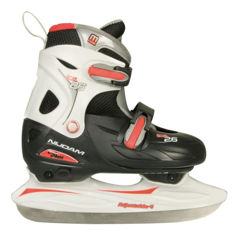 PATINS HOCKEY SUR GLACE - ENFANT - null