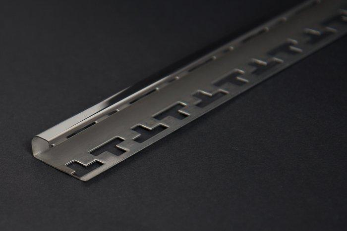 ProDiva Quadrans 10 mm, gebürstet - null