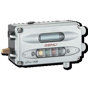 GEMÜ 1435 - Posicionador inteligente