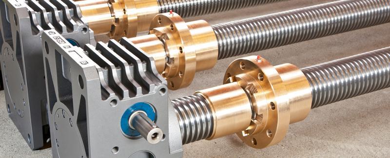 Spindelhubgetriebe Z-Serie | 5 kN bis 1.000 kN - null