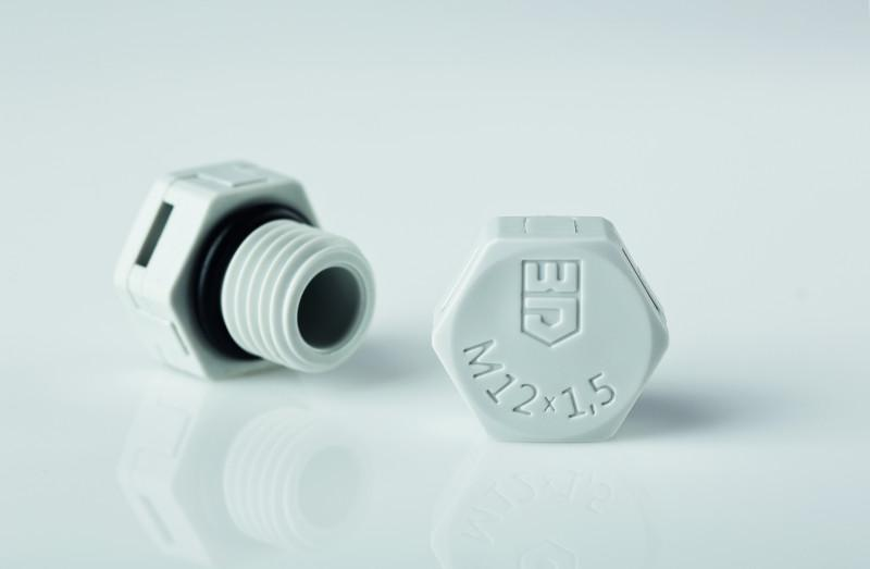 Elemento di sfiato JDAE poliammide - protezione per custodie contro l'acqua di condensa, IP66 / IP68 / IP69