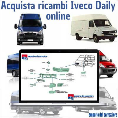 Ricambi Iveco Daily