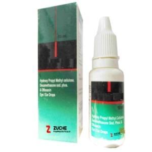 Hydroxy Propyl Methyl Cellulose Eye and Ear Drops -  Hydroxy Propyl Methyl Cellulose Dexamethasone sod. Phos Ofloxacin Eye and drops