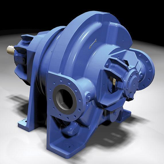 Liquid Ring Compressors - Vectra XM-150 Liquid Ring Compressor