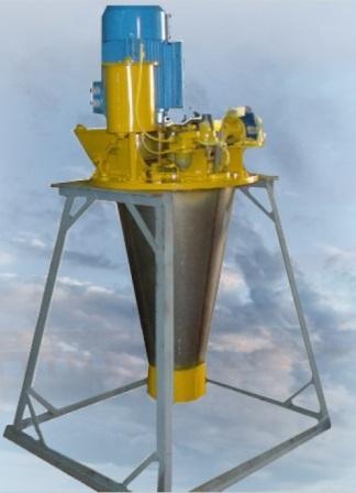 Распылитель сушилки молока - Распыливающая установка ОРБ, ВРА, РС
