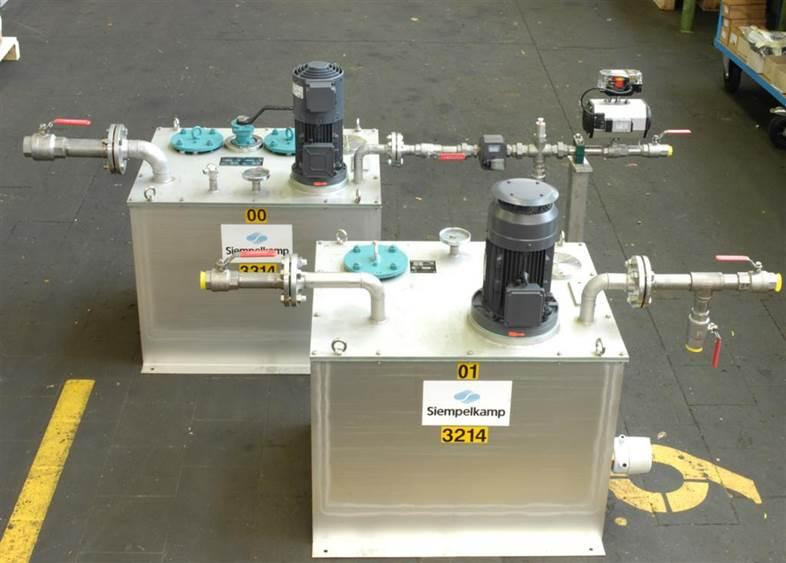 Metering System - null