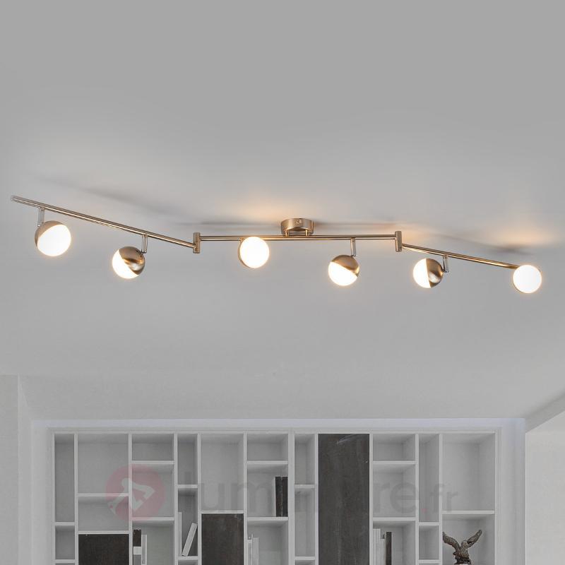 Un bon éclairage avec le plafonnier LED Jonne - Spots et projecteurs LED