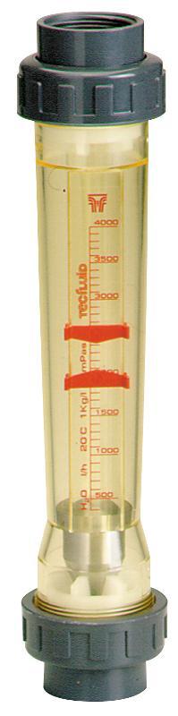 Débitmètre à flotteur série PT / PS - null