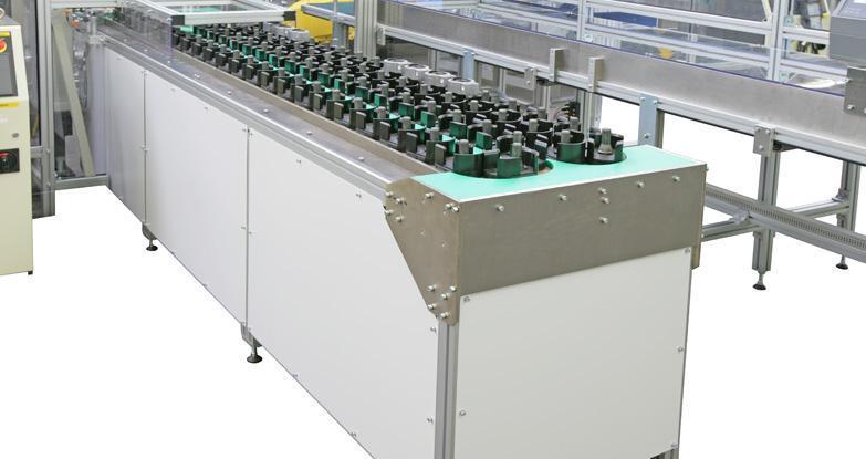 Feeding systems - vertical conveyors