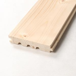 Wood flooring boards with certification.