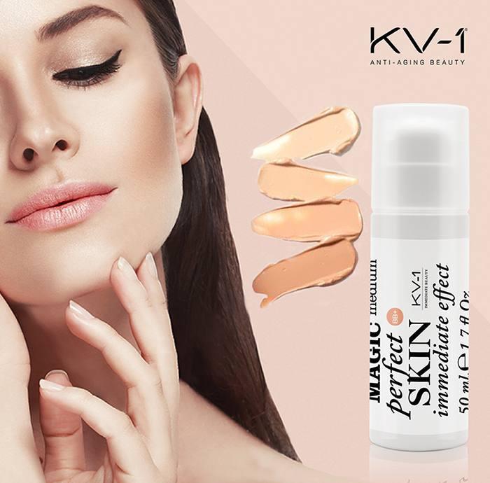 Magic Perfect Skin - Crema regeneradora de color