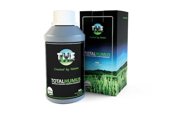 THE | TOTALHUMUS  - Erhältlich in 0,25; 0,5; 5; 20; 200 und 1000 Liter
